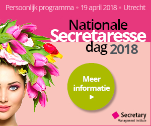 Nationale Secretaresse Dag 2018