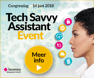 Tech Savvy Assistant Event 2018