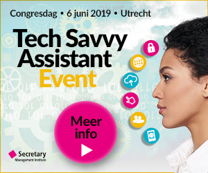 Tech Savvy Assistant Event 2019